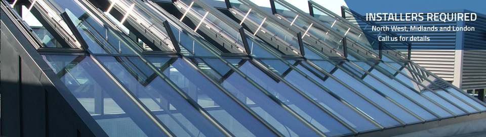 Industrial Natural Ventilation Systems UK